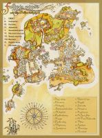 Island  Fahysya's Map by Skylow