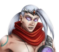 Varus Portrait by skestar