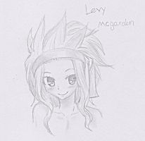 Levy Mcgarden by Sophie4391