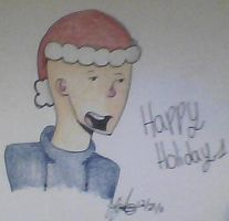 Happy Holidays from Liam by Magnexx