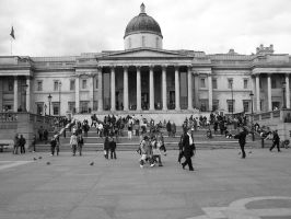 The National Gallery by b3thanyisgangsta