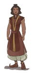 Toltecatl - Fire Nation Robes by NinaWolverina