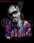 Snoop Dogg by Bigboithomas84