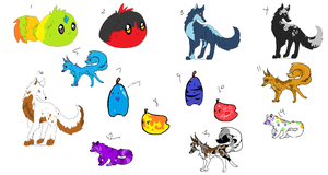 Unwanted Adopts Dump (Cheap) by TaMarchingTomahawk