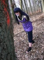 Hinata kidnapped in the woods 1 by Natsuko-Hiragi