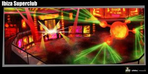 DJ Hero 2 art - Ibiza Encore 4 by Wardyworks