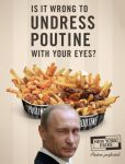 Putin' on the Poutine by ArticNorth