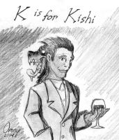 K is for Kishi by Omny87