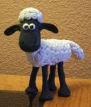 Shaun Is a Simple Sheep by iamfergie