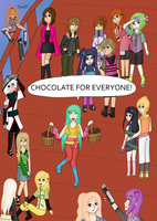 HSV Solo Mission - Chocolate For Everyone! by Honoka--chan