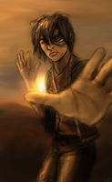 Zuko Speedpaint by Purple-Twilek