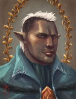Inquisitor Adaar by CantonKid