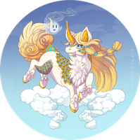 Cloudhopper by Mythka