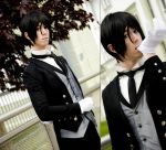 Sebastian Michaelis Cosplay by Berry-Cosplay