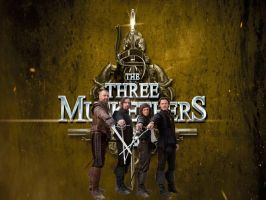The New Three Musketeers by SWFan1977