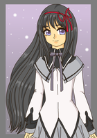 Homura by Sailor-Serenity