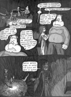 Depths of Hell: Page 2 by MidnightQuill