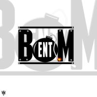B.O.M Ent Logo by Qvisions