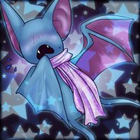 Zubat Used Swift by LadySilvie