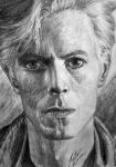 David Bowie by AntoineGaliza
