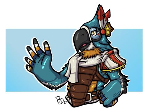 It's Kass by The-BlueDragoon