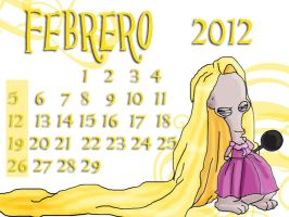 FEBRERO by rebenke