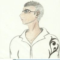 Anime Style of My Hubby by AriGirl101
