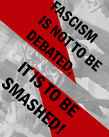 Smash the Fascists by Party9999999