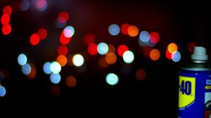 A Quick Spray of Bokeh by Vincent-Malcolm