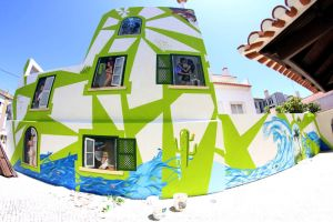 GeekCo hostel project, Peniche, Portugal by NxN-a
