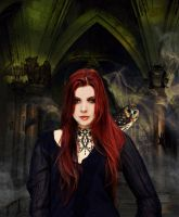 Gothic Beauty by Canankk