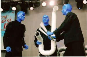 Blue Man Group. by star0slight