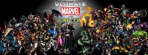 Ultimate Marvel vs. Capcom 3 by PacDuck