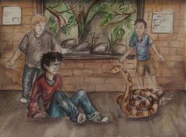 PS - Chapter 2 by HogwartsHorror
