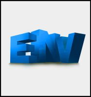text 3d env by enever