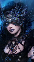 The Girl With Sapphire Eyes: Darkness Reigns by BrookeGillette