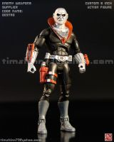 Destro 6 Inch Custom Figure by timshinn73