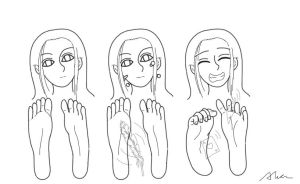 Play with feet  3 by Alma1129