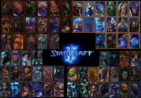 Starcraft II Wings of Liberty by ZergRex