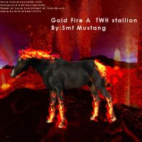 Gold Fire for smf by HlsRoger