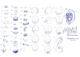 Reference_Sheet:Mouth-placement MAGI by RemiLatour