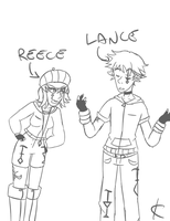 Tales of the Tides C: Lance and Reece by saintlyCarthasis
