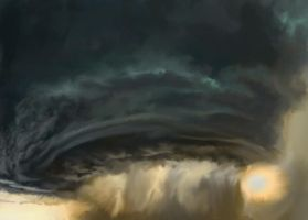 storm study by JoeyDe