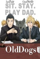 Old Dogs-Final Fantasy by SundogReverse