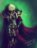 warhammer3 sister of battle by SchastnySergey