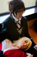 Claude + Alois by BertLePhoto
