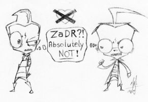 No ZaDR, please by Tulpen-Teufel