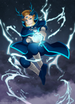 Power of the Storm Sage by padfootlet