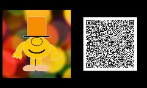 Freakyforms: Mr. Silly QR Code by nintendolover2010