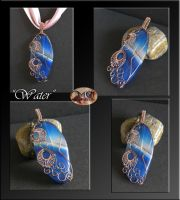 Water- pendant by mea00
